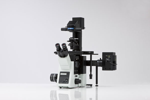 Olympus IX73 INVERTED MOTORIZED MICROSCOPE OVERVIEW